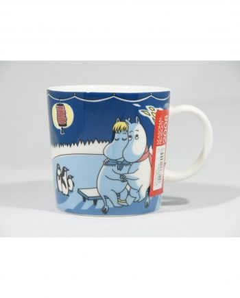 Moomin Mug Winter Bonfire