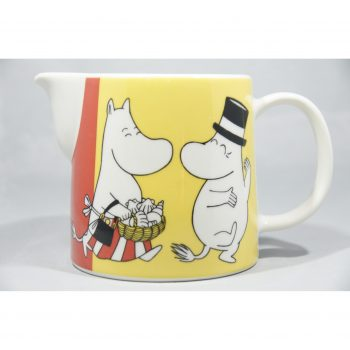 Moomin Pitcher Family