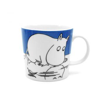 Moomin Mug Moomintroll on Ice