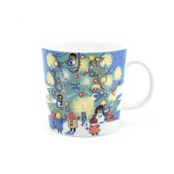 Moomin Mug Christmas Mug