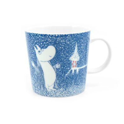 Moomin Mug Light Snowfall