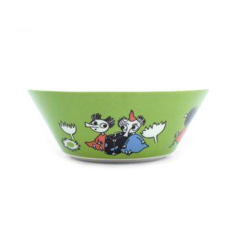 Moomin Bowl Thingumy and Bob