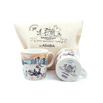 Muumimuki Moominvalley Park Japan 1st Anniversary