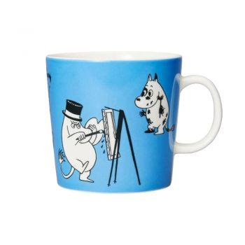 Moomin Mug Blue